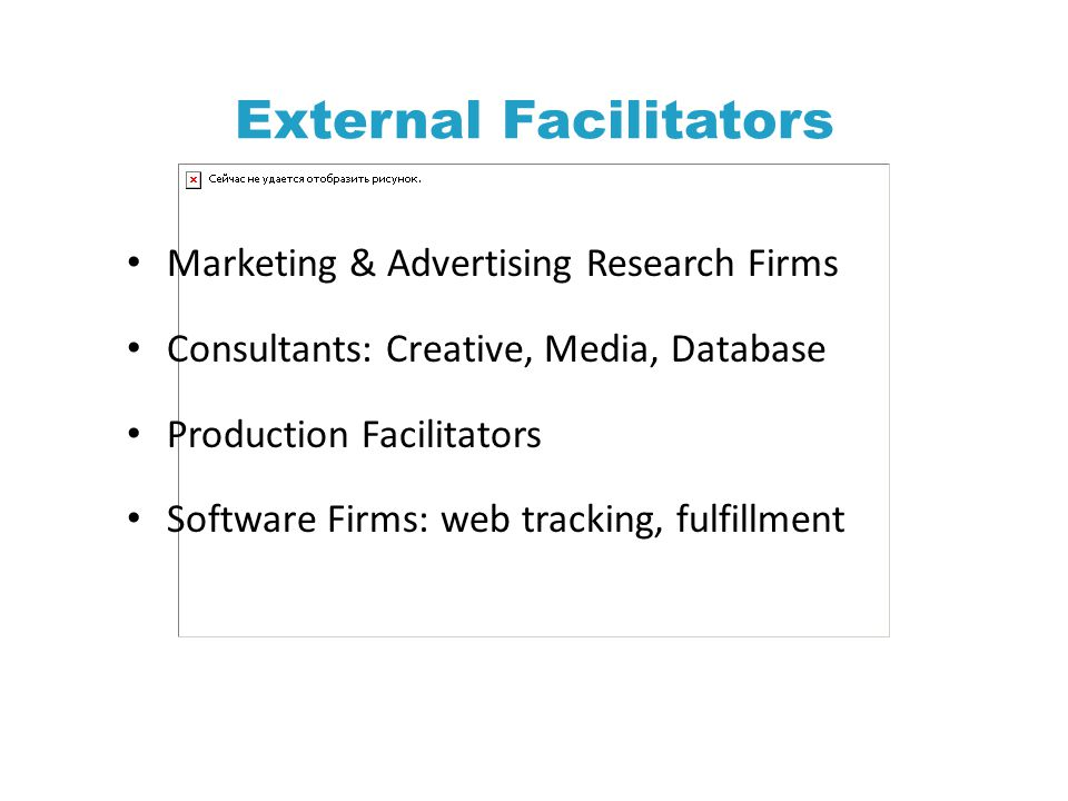 External Facilitators