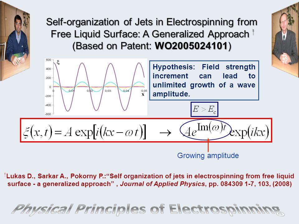 Self-organization of Jets in Electrospinning from Free Liquid Surface: A Generalized Approach