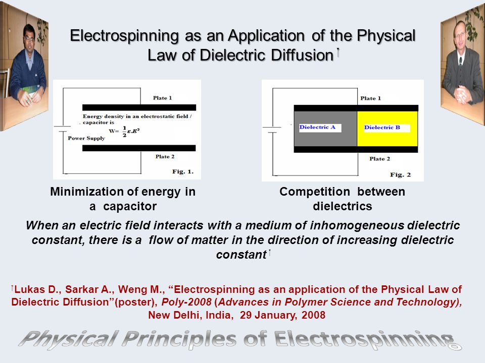 Minimization of energy in a capacitor Competition between dielectrics