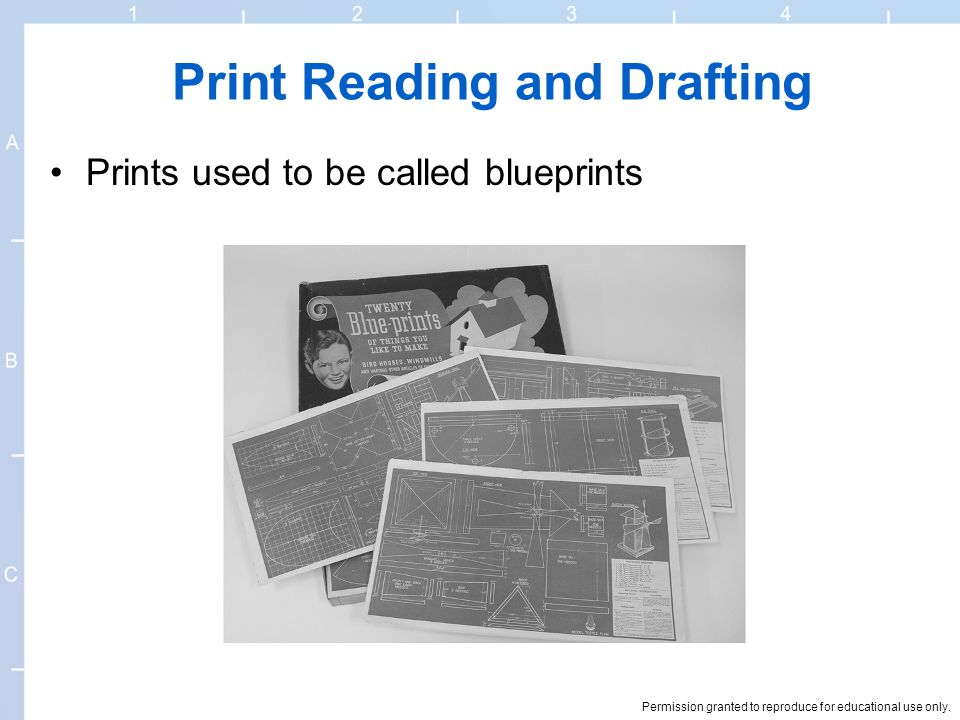 Print Reading and Drafting