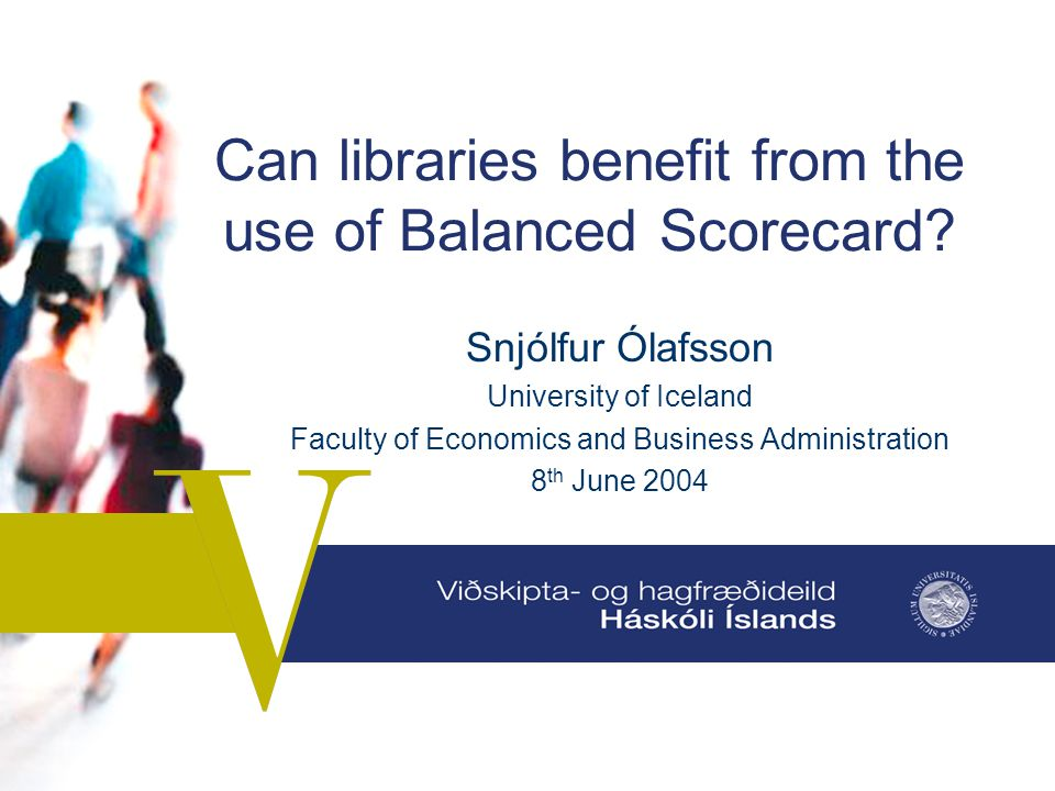 Can libraries benefit from the use of Balanced Scorecard