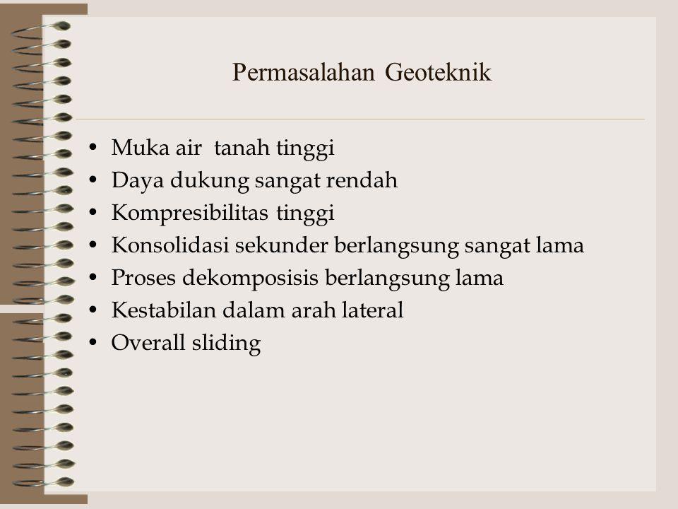 Permasalahan Geoteknik