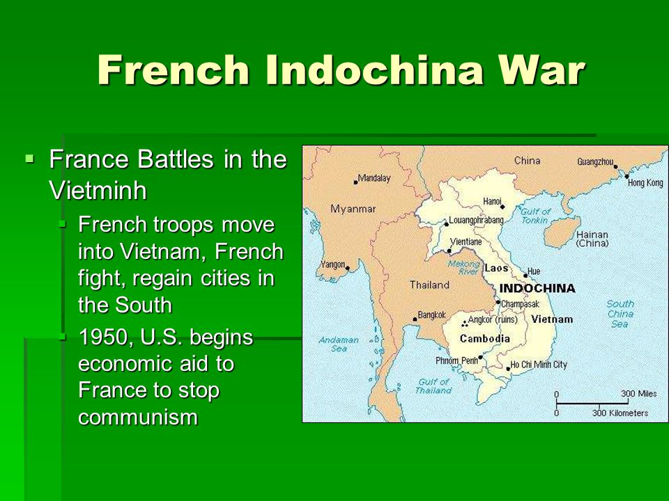 French Indochina War France Battles in the Vietminh