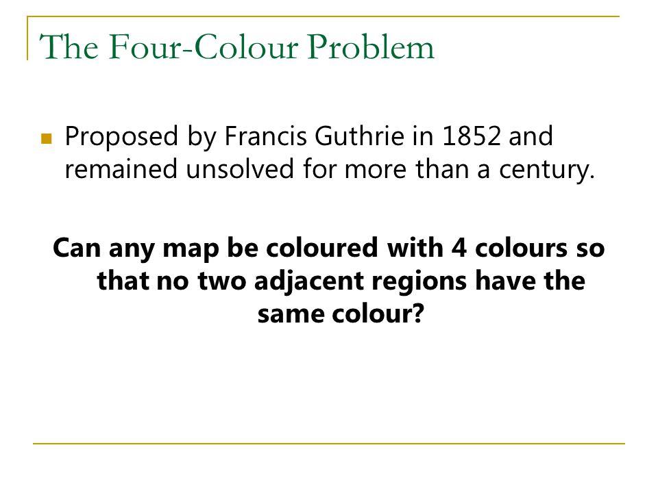 The Four-Colour Problem