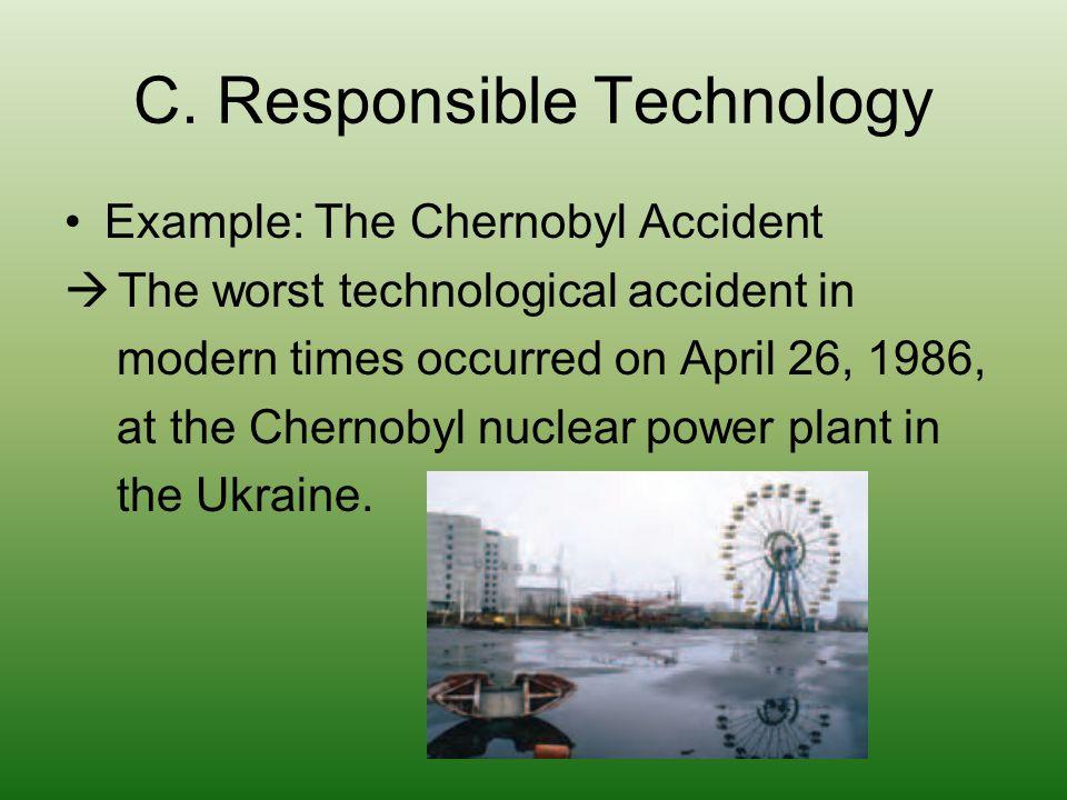 C. Responsible Technology