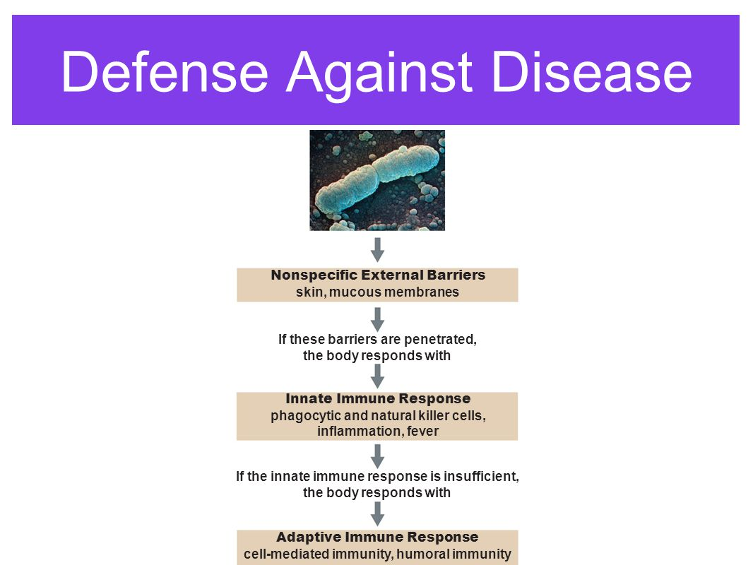 Defense Against Disease