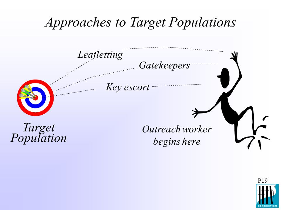 Approaches to Target Populations