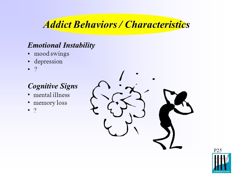Addict Behaviors / Characteristics