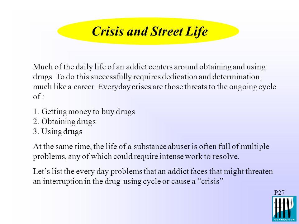 Crisis and Street Life