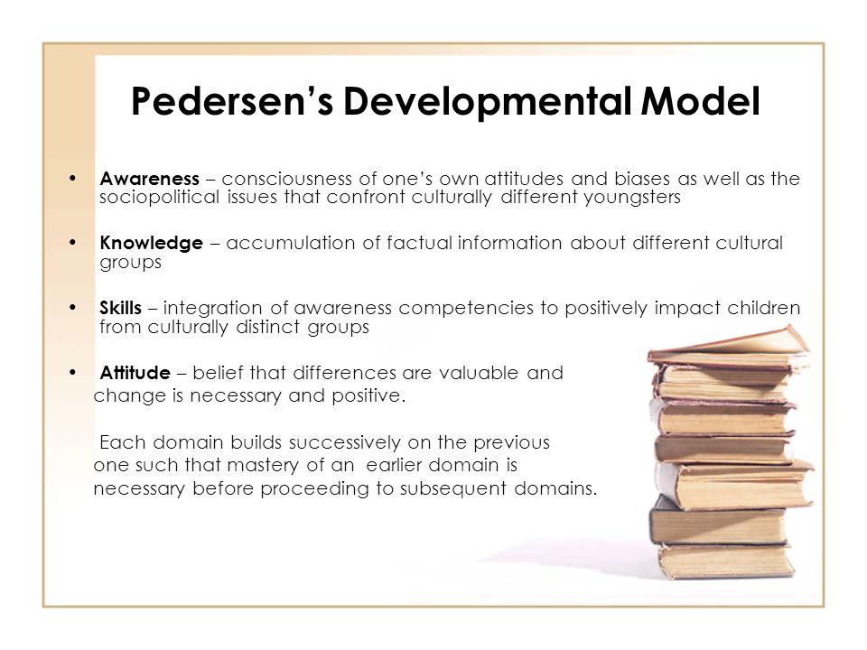 Pedersen's Developmental Model
