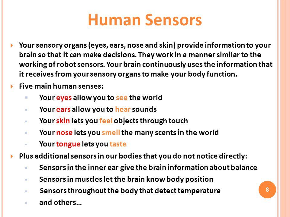 Human Sensors