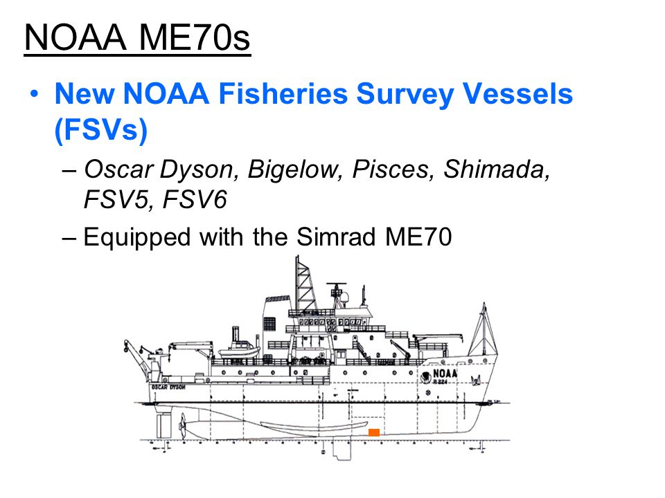 NOAA ME70s New NOAA Fisheries Survey Vessels (FSVs)