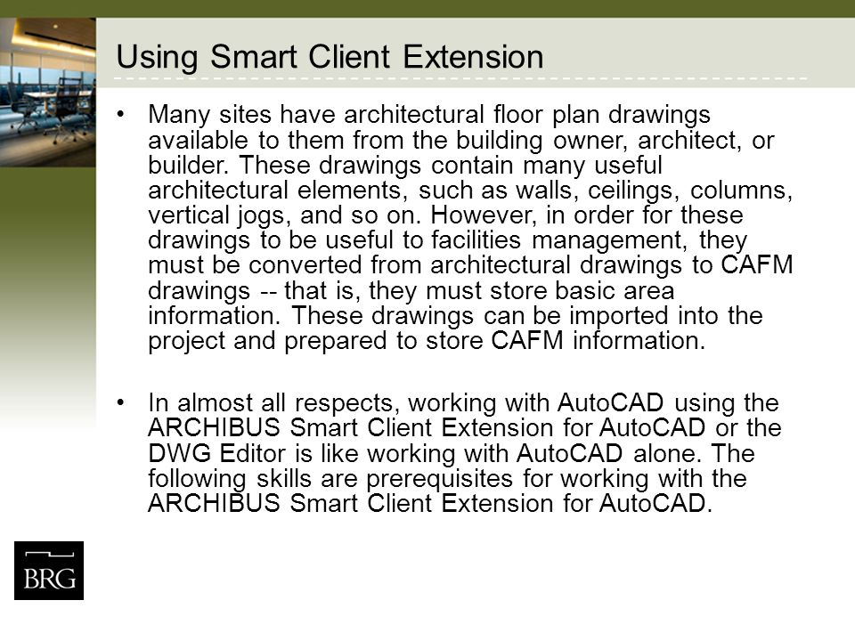 Using Smart Client Extension