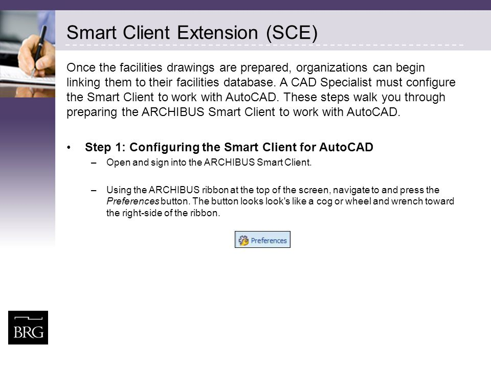 Smart Client Extension (SCE)