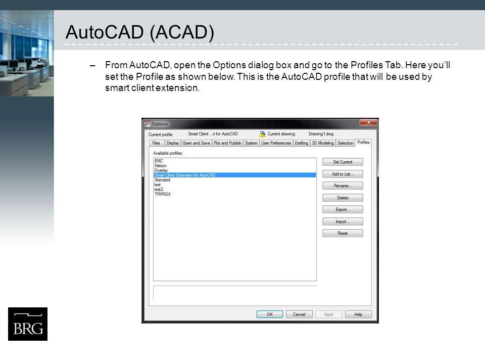 AutoCAD (ACAD)