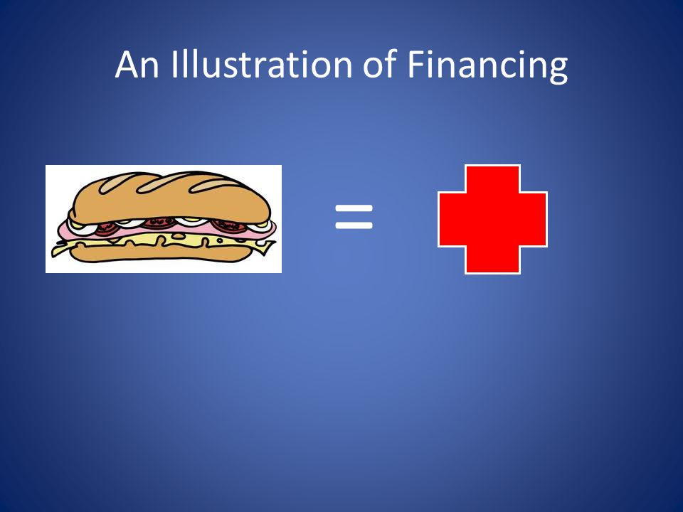 An Illustration of Financing
