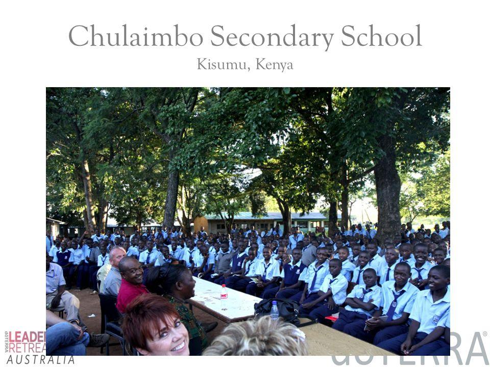 Chulaimbo Secondary School Kisumu, Kenya