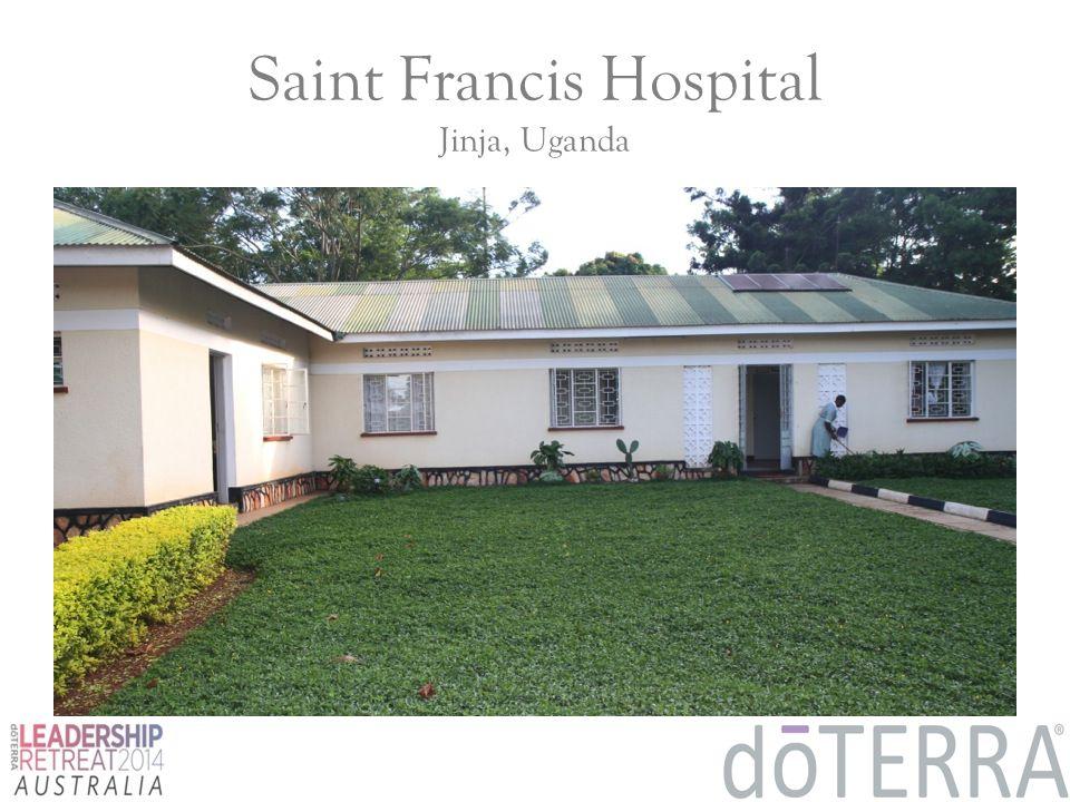 Saint Francis Hospital Jinja, Uganda