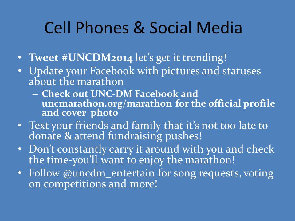 Cell Phones & Social Media
