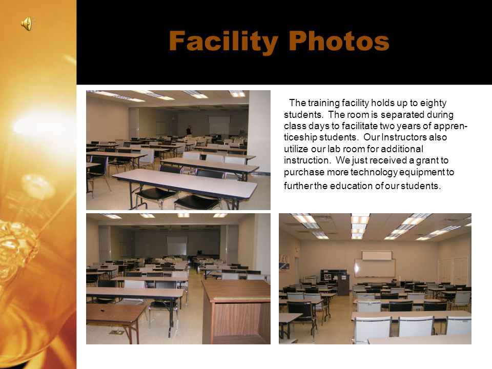 Facility Photos