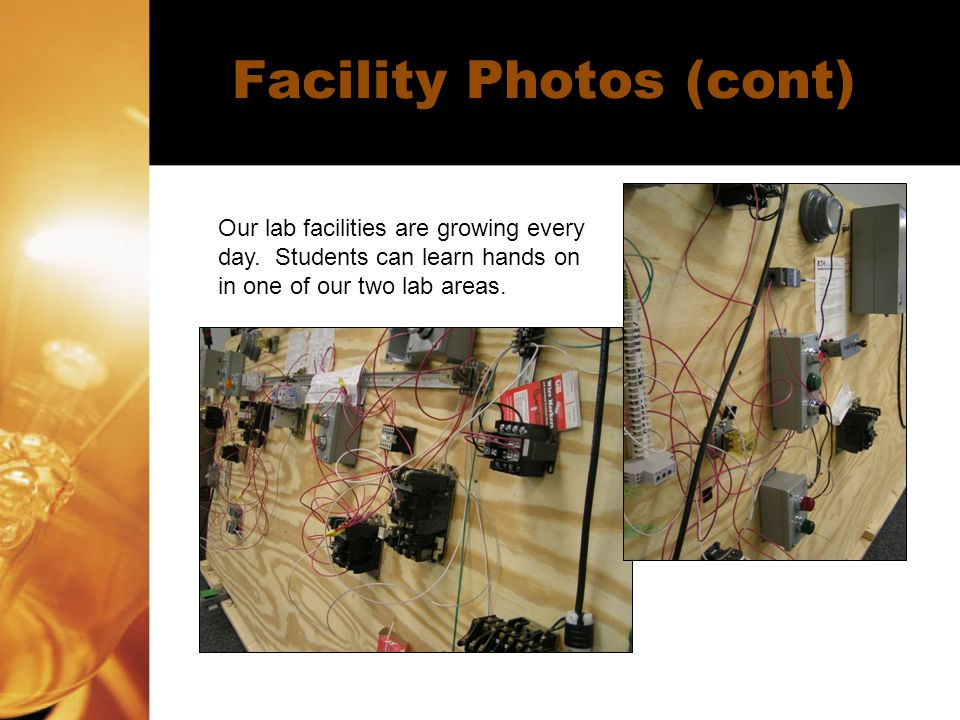 Facility Photos (cont)