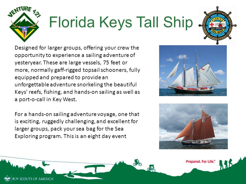 Florida Keys Tall Ship