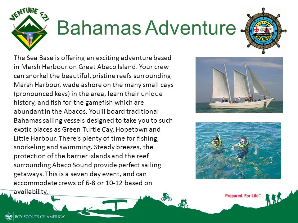 Bahamas Adventure