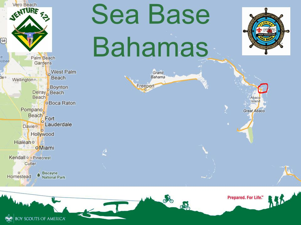 Sea Base Bahamas