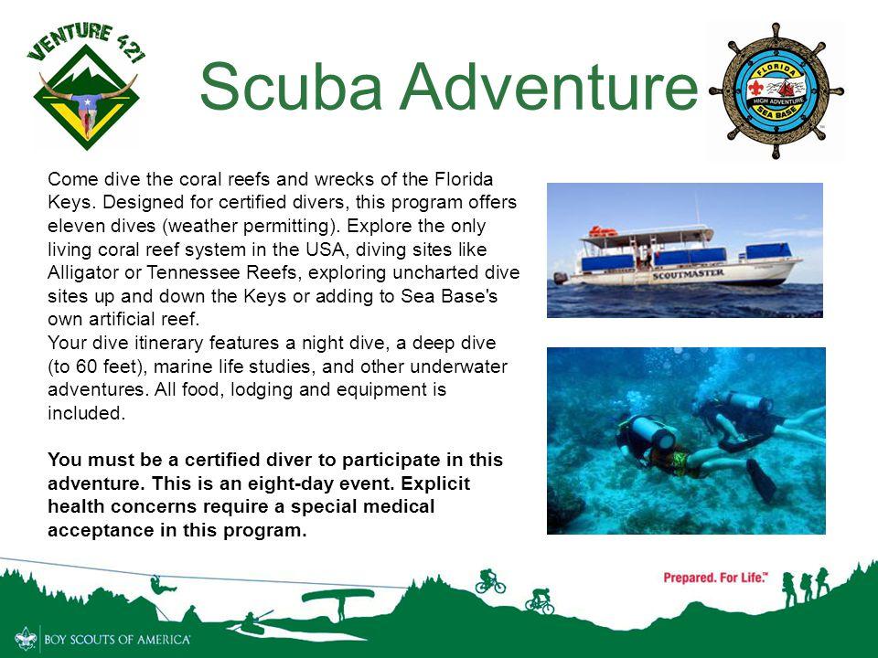 Scuba Adventure