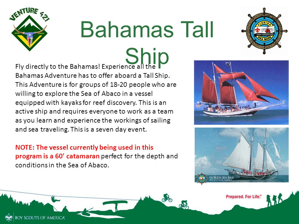Bahamas Tall Ship