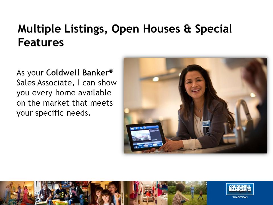 Online Access coldwellbanker.com provides access to over 2 million properties. You can also find properties on.