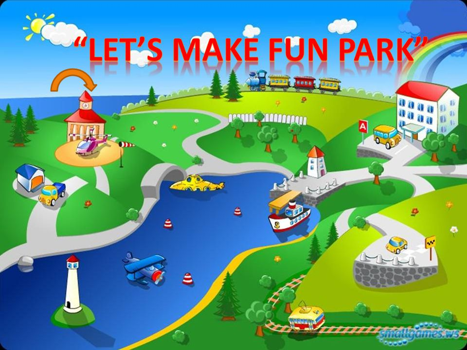 Let's make Fun Park