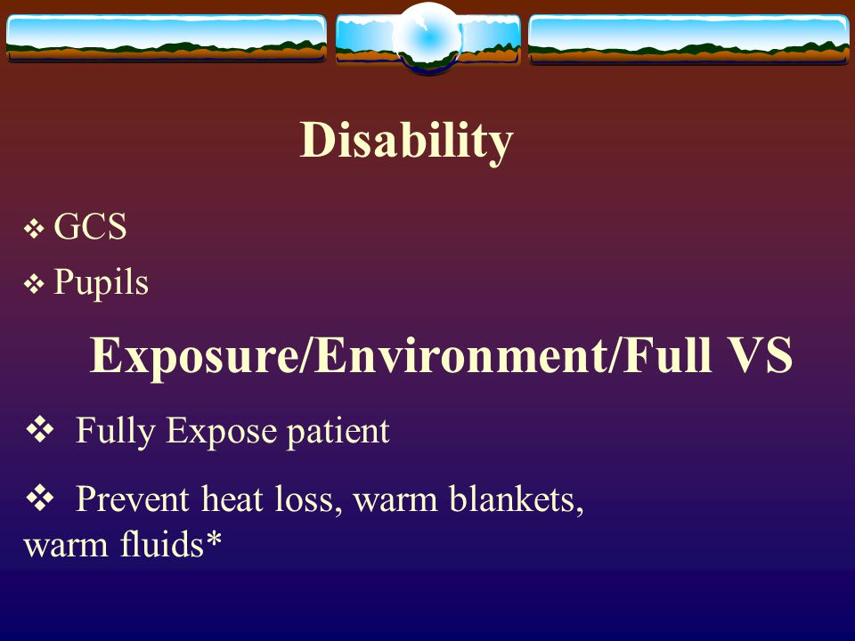 The multiple trauma patient ppt video online download How to prevent heat loss