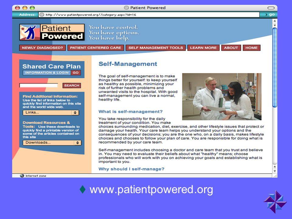 www.patientpowered.org