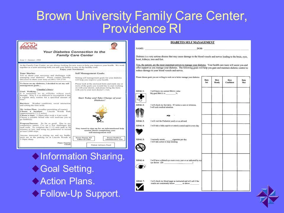 Brown University Family Care Center, Providence RI