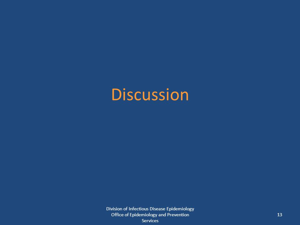 Discussion Facilitator: