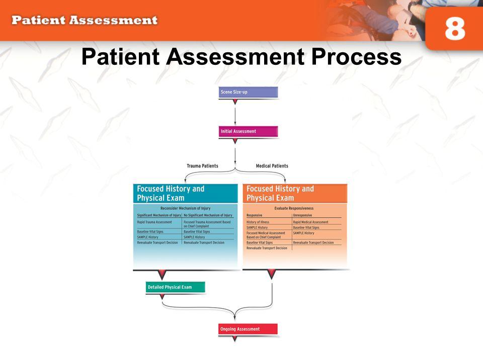 Patient Assessment Process