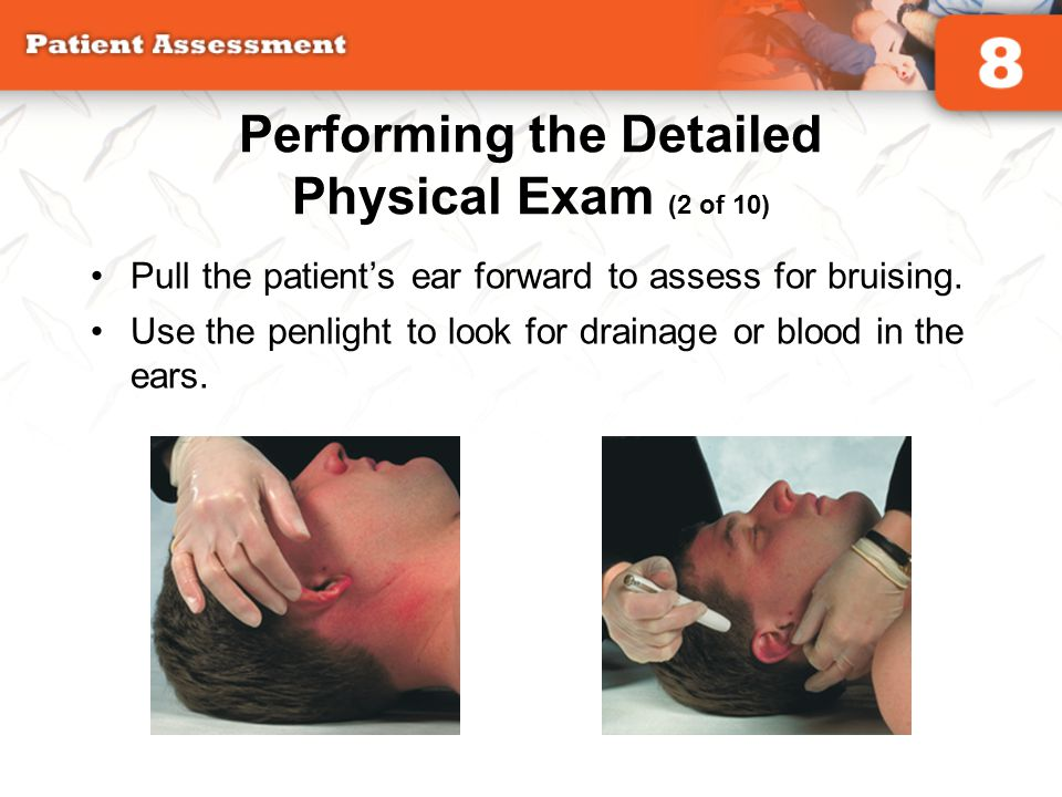 Performing the Detailed Physical Exam (2 of 10)
