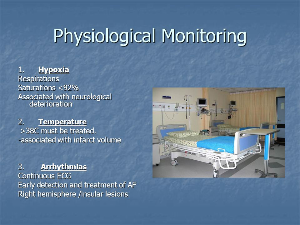 Physiological Monitoring