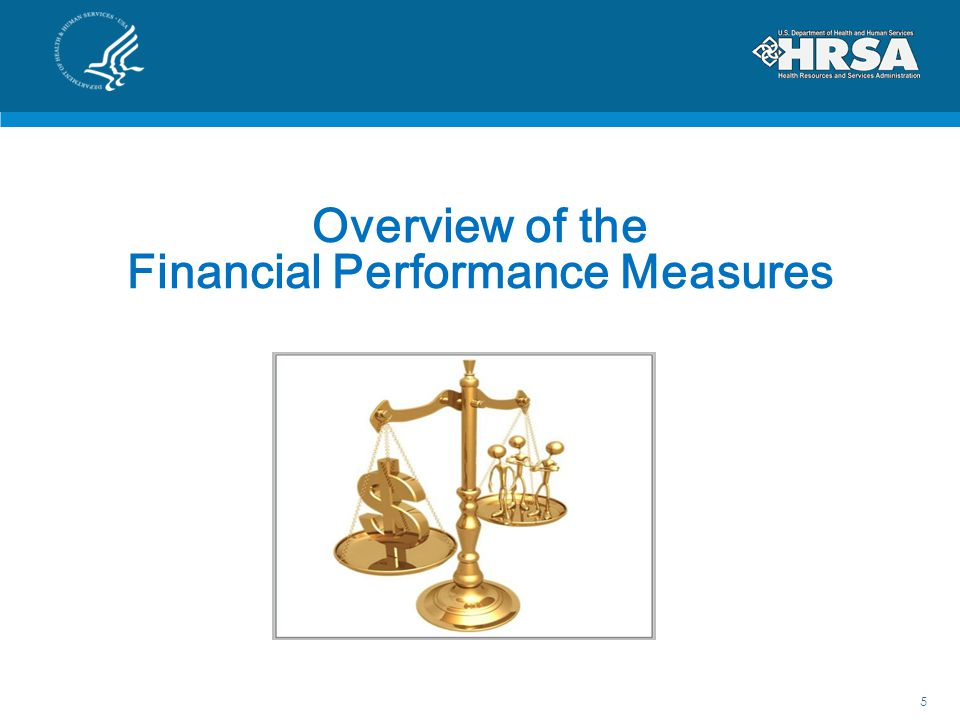 Overview of the Financial Performance Measures