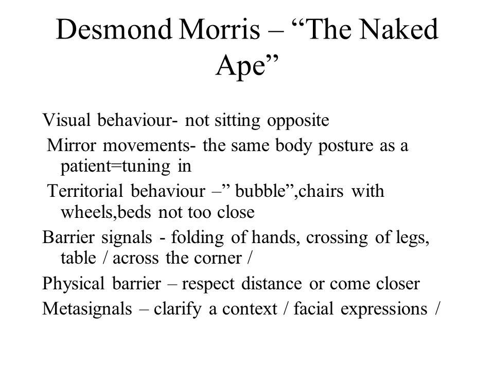 Desmond Morris – The Naked Ape