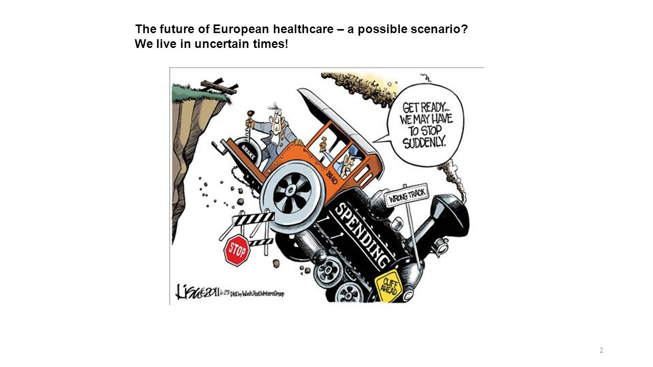 The future of European healthcare – a possible scenario