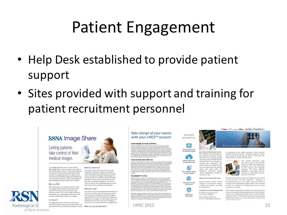 Patient Engagement Help Desk established to provide patient support