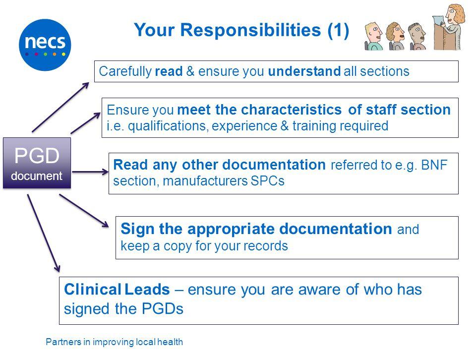 Your Responsibilities (1)