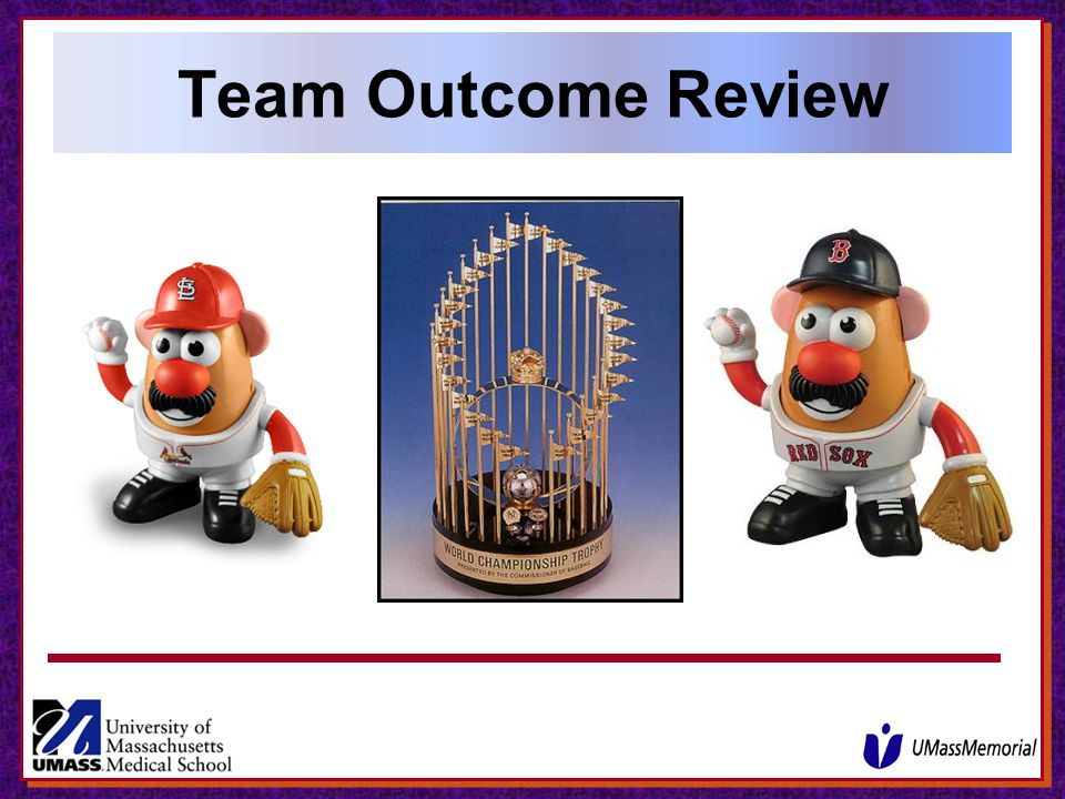 Team Outcome Review