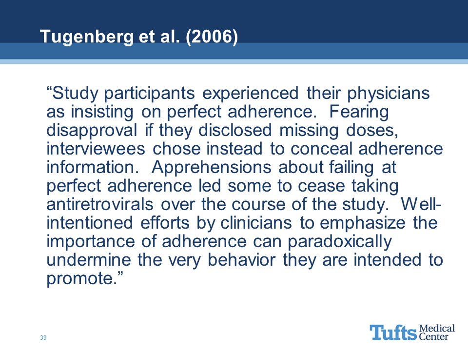 Tugenberg et al. (2006)