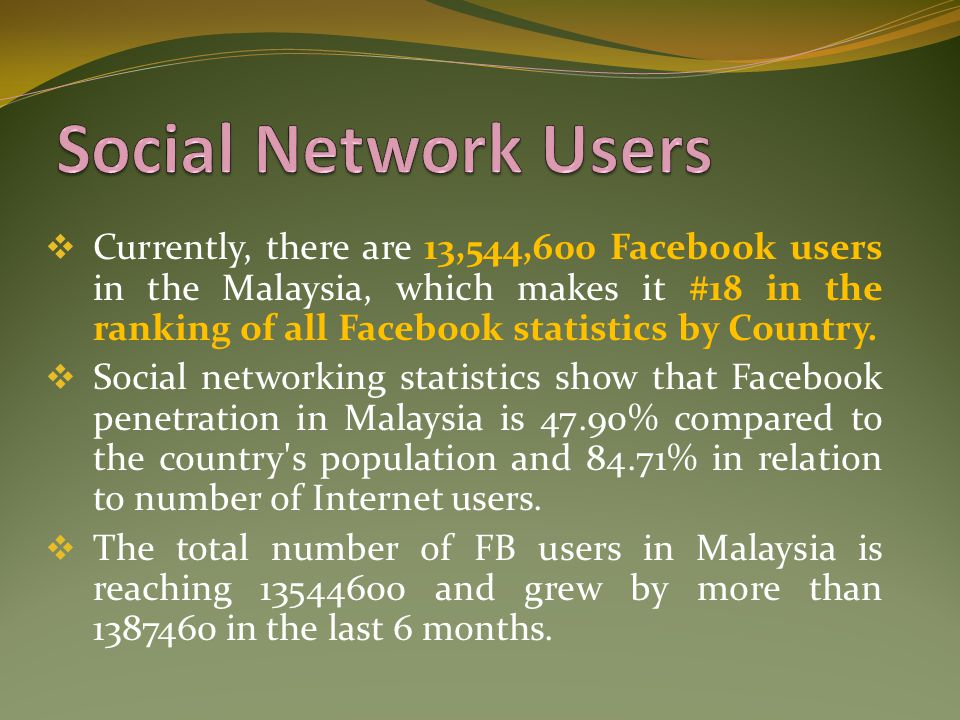 Social Network Users