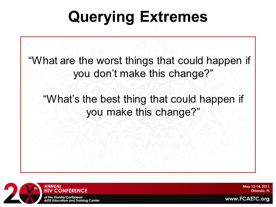 Querying Extremes