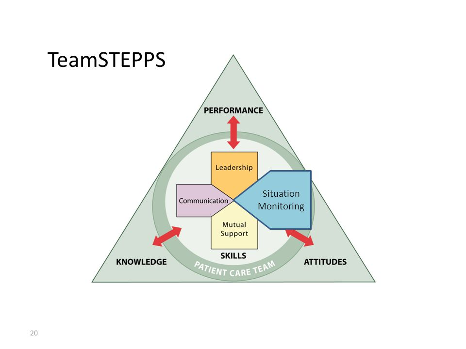 TeamSTEPPS Situation Monitoring