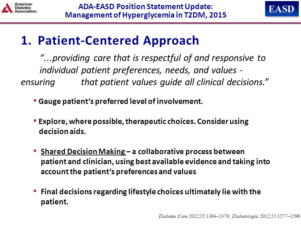 Patient-Centered Approach